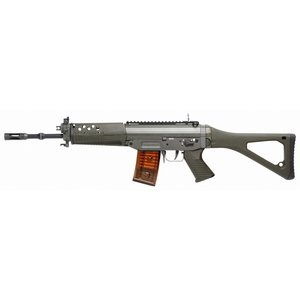 G&G ARMAMENT SG553 ブラック TSG-553-STD-BNB-NCS liberator
