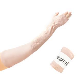 日よけ手袋 アームカバー 日焼け防止 UVカット 日除け 指なし 紫外線防止 農作業 ギフト|liberta-shop