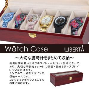 腕時計ケース ウォッチケース 収納ボックス 6...の詳細画像2