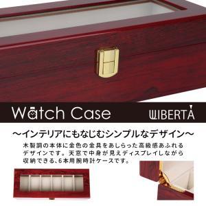 腕時計ケース ウォッチケース 収納ボックス 6...の詳細画像4