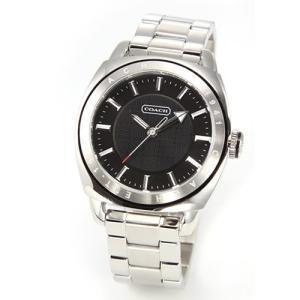 07400f4359b6 【送料無料】コーチ メンズ 腕時計 Varick (ヴァリック) COACHロゴをダイヤルに散りばめたメンズ・ブレスウオッチ 14600975