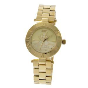 ヴィヴィアンウエストウッド Vivienne Westwood VV092CPGD ウエストボーン レディース 腕時計|liberta-tokyo