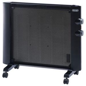 デロンギ DeLonghi マイカパネルヒーター HMP900J-B 電源を入れるとすぐに暖房が始まる即暖型ヒーター|liberta