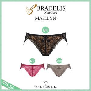 [メール便 5] ブラデリスニューヨーク Marilyn マリリンシリーズ スタンダードショーツ M L LLサイズ CA214301 [m]|liberty-h