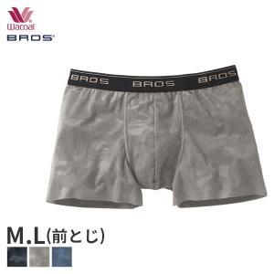 【B】メンズワコール ブロス スキニーボクサー 前閉じ ローライズ フィットパンツ(M・Lサイズ)GT3202 [m_b]|liberty-h