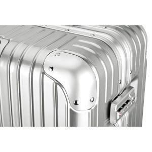 Osonmアルミニウムマグネシウム合金製 スーツケース キャリーバッグ 機内持ち込みスーツケース TSAロック 自在車 キャスター 5色60|liberty-online