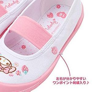 マイメロディ 上履き(いちご)16cm