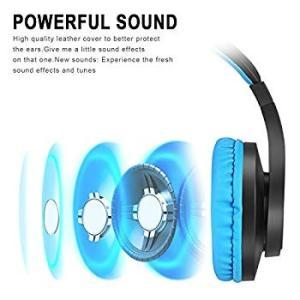 BlueFire PS4ゲーミング ヘッドセット 高音質 重低音ヘッドフォン 臨場感満ち 高集音性マ...
