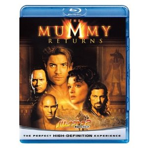 ハムナプトラ2/黄金のピラミッド ブルーレイ&DVDセット Blu-ray