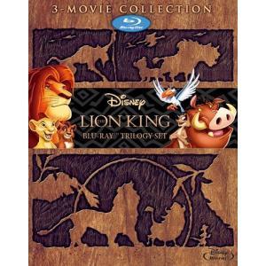 ライオン・キング ブルーレイ・トリロジーセット (期間限定) Blu-ray