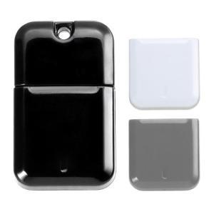 I-O DATA USB 3.0対応USBメモリー コンパクトデザインモデル黒 キャップ色ホワイト&グレー 8GB U3-CPSL8G/WG liberty-online