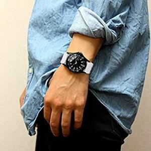 シチズン キューアンドキューCITIZEN Q&Q 腕時計 カラフルウォッチ ラバー 10気圧防水 ダイバーズデザイン メンズ レディース|liberty-online