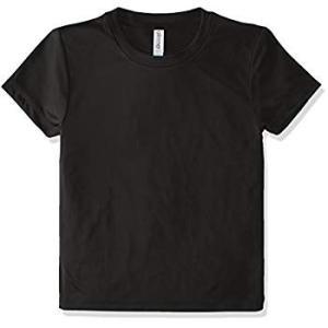 グリマー 半袖 3.5オンス インターロック ドライ Tシャツ 00350-AIT_K ブラック 1...