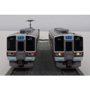 グリーンマックス Nゲージ JR211系5000番台 (1次車・中央西線) 3両編成セット (動力付...