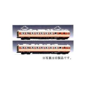 TOMIX Nゲージ 485系 AU13搭載車 増結セット M 92427 鉄道模型 電車
