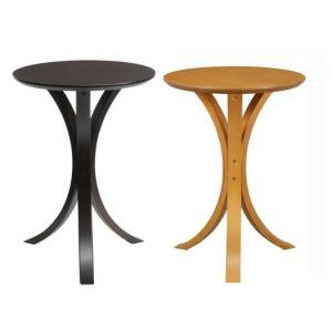 サイドテーブル 花台にも 北欧家具風 カービングレッグテーブル ミニテーブル|liberty