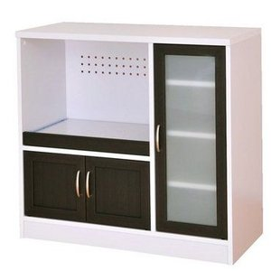 CT食器棚/キッチンラック/キッチンカウンター/レンジ台/台所収納 |liberty