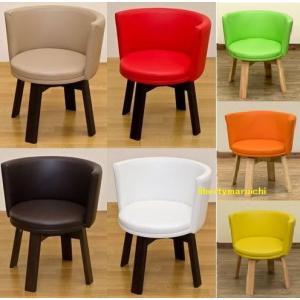 ダイニングチェアー 回転式カフェチェアー 食卓椅子/いす/椅子|liberty