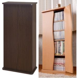 ストレージキャビネット 本棚/書棚/40幅文庫本ラック/コミックラック/CD収納/DVD収納 |liberty