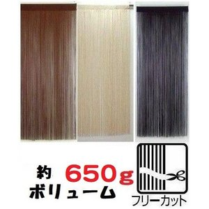 ロング紐のれん250丈 カット可能ひも暖簾 目隠し ストリングパーテーション タペストリー|liberty