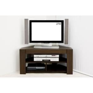 テレビ台 コーナーTVボード/ルマン90/AVサイ ドボード TV台/ラック|liberty