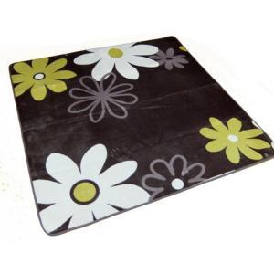 ホットカーペットカバー ラグ じゅうたん 絨毯 正方形/長方形  liberty