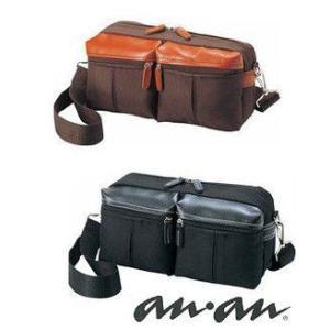 ショルダーバッグ anan アンアン 肩掛けかばん/カバン/鞄|liberty