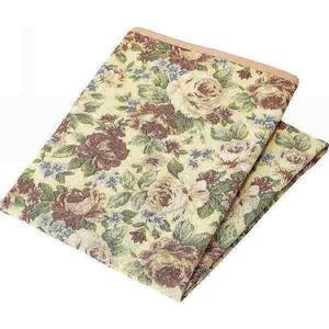 マルチカバー 正方形 ゴブラン織薔薇ベッドカバー/ソファーカバー こたつカバー|liberty