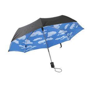 傘 MoMA 折りたたみスカイアンブレラ  収納ケース付 モマ|liberty