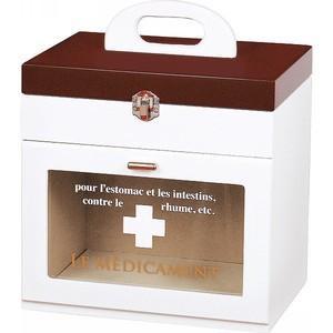 救急箱 薬箱 収納 整理|liberty