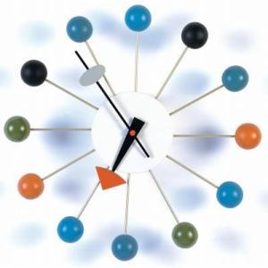ネルソンクロック ジョージネルソン ボールクロック 壁掛け時計/インテリア時計/ウォールクロック デザイナーズ家具|liberty