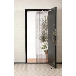 玄関網戸 かんたんドア用あみ戸 /新簡単アミド|liberty