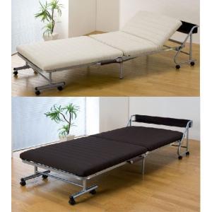 宮付きリクライニング折りたたみベッド 介護ベッドとしても|liberty