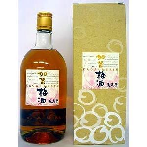加賀梅酒 720ml (石川県 萬歳楽) |library