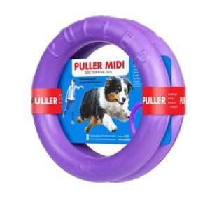 プラー ミディ 中 ドッグトレーニング玩具 PULLER Midi libret