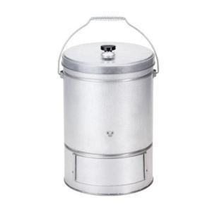カワセ BUNDOK バンドック スモーク缶 温度計付 BD-439|libret