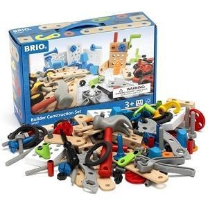 BRIO ブリオ ビルダー コンストラクションセット 工事セット 34587|libret