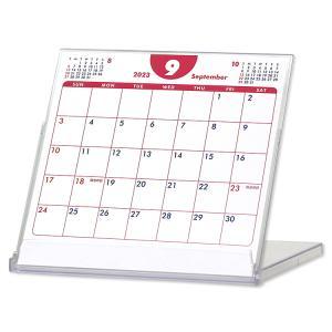 2018年9月始まりCDサイズ卓上カレンダー(ポップカラー)|librorianet