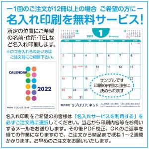 2018年9月始まりCDサイズ卓上カレンダー(ポップカラー)|librorianet|06
