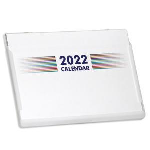 2020年ポストカードサイズ卓上カレンダー(New Color) 12冊から名入れ無料 壁掛けも可|librorianet|02