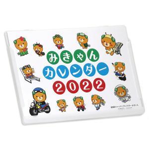 2019年愛媛県イメージアップキャラクターみきゃんポストカードサイズ卓上カレンダー|librorianet|02