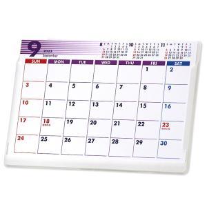 2019年9月始まりポストカードサイズ卓上カレンダー(New Color) librorianet
