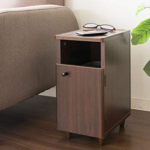 【送料無料】サイドテーブル ダストボックス付 Porte(ポルテ)DB-2029※メーカー直送の為代引き・同送できません。|licept