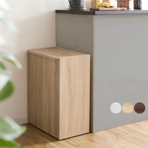 【送料無料】木製キッチンペール Chere(シェール) ゴミ箱 DB-650 ダストボックス※メーカー直送の為代引き・同送できません。収納  北欧|licept