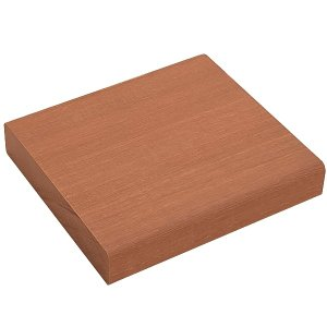 ウッドデッキ マニルカラ ( アマゾンウリン ) サンプル 20×105×100mm 板材 床材 面材 デッキ材 (お一人様一点限り) liebe