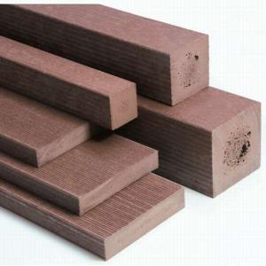 ウッドデッキ ハンディウッド 人工木材 DIY 材料 25×95×2000mm 無垢材 閉 (4.8kg) 床材 面材 樹脂デッキ handywood|liebe