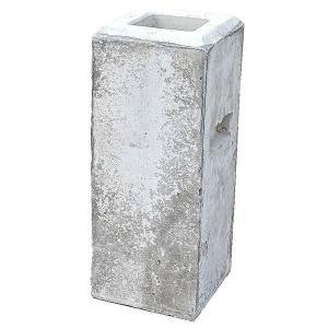 フェンスブロック(大) 90角用 (24.0kg) 75角から使用可能 コンクリート|liebe