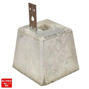 羽子板束石 70〜75mm角材向け/高さ150mm (8.0kg)|liebe