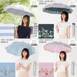 日傘 折りたたみ レディース 晴雨兼用 UVカット 遮熱 遮光 ひんやり傘 LIEBEN-0577|lieben2000|08