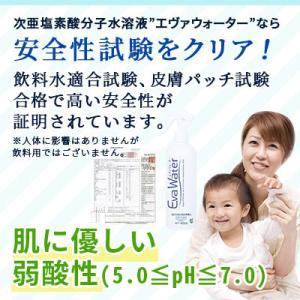 次亜塩素酸水 スプレータイプ エヴァ水 400ml 空気を洗う 空間除菌 消臭|life-direct|04